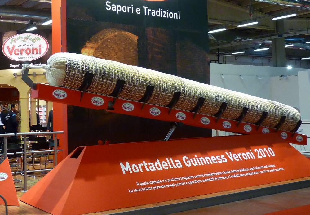 Mortadella Gigante Veroni