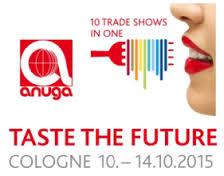 logo fiera Anuga - 3