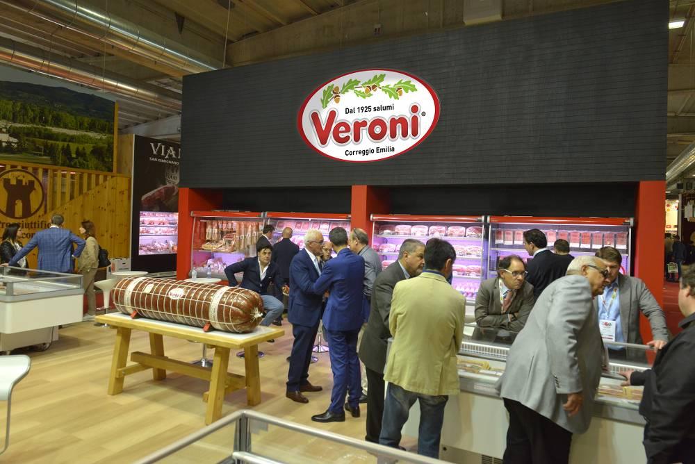 Veroni a Cibus 2016
