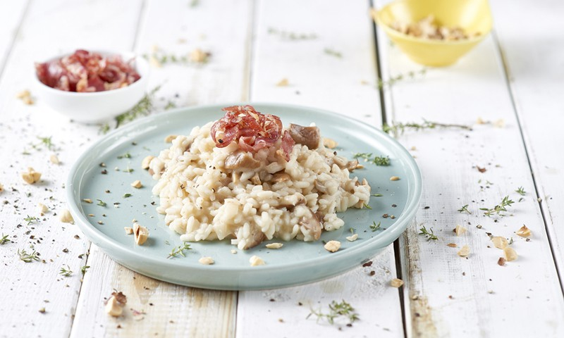 RISOTTO WITH PORK SAUSAGE POST