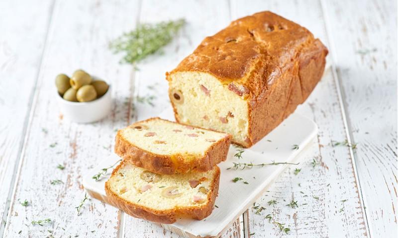 Mortadella Cake