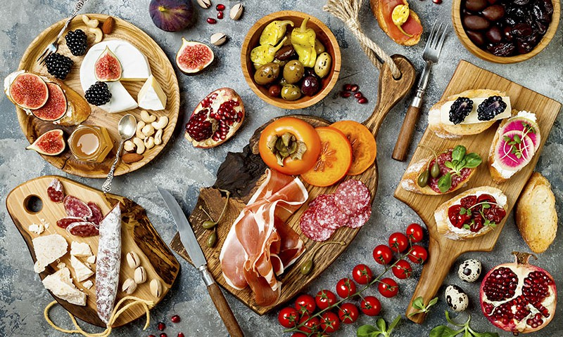 antipasto friday blog