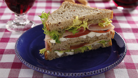 "Club Sandwich ""Il Canaletto Veroni"""