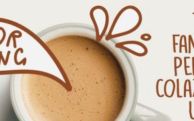 #Utili&Belli2020: il buongiorno si vede dalla tazza