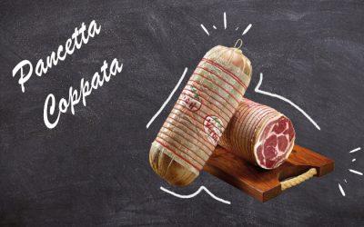 La pancetta coppata tra le prelibatezze della salumeria italiana
