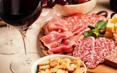 Come esaltare i salumi con i vini giusti