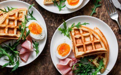 I benefici della colazione salata