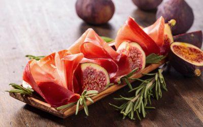 Frutta e salumi? L'accoppiata vincente